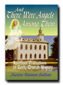image of book cover for And There Were Angels Among Them