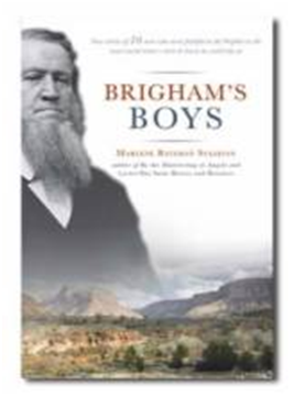 image of the cover for the book Brighams Boys