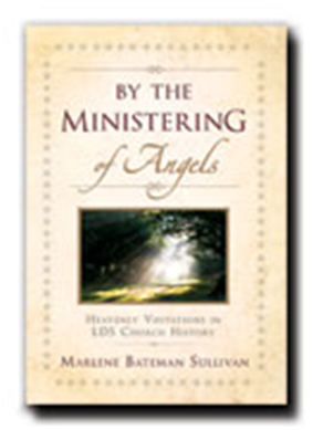 image of book cover for By The Ministering of Angels