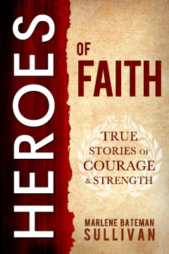 image of book cover for Heroes of Faith